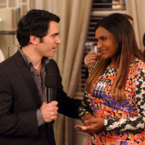 The opening party the mindy project