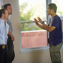 Intense discussion hawaii five 0 s5e17
