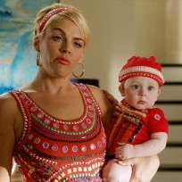 The baby accessory cougar town