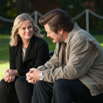 Saying goodbye parks and recreation