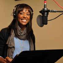 Aisha tyler behind the scenes archer