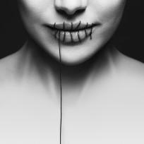 Her lips are sealed salem