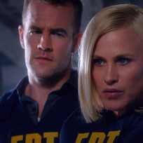 Patricia arquette and james van der beek csi cyber