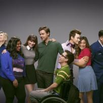 Glee team