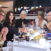 Things get heated the real housewives of beverly hills