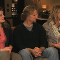 Emotional moments sister wives