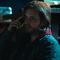 Cole and cassie talk 12 monkeys s1e8