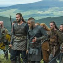 Ragnar on the hunt vikings