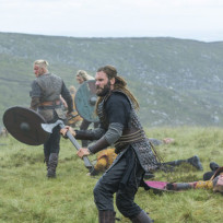 Rollo gets busy vikings s3e3