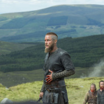 Ragnar is wounded vikings s3e3