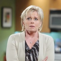 Adrienne hears a secret days of our lives