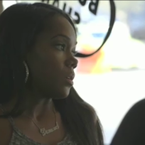 Diamond meets with rich love and hip hop