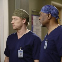 Pair of doctors greys anatomy s11e14