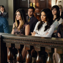 In court pretty little liars
