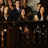 Horrified pretty little liars