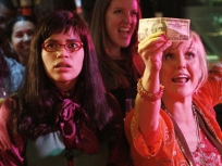 Betty and Christina at Strip Club