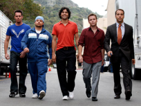 The Entourage Walking