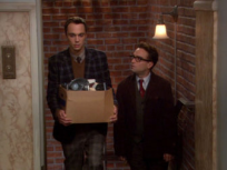 Sheldon Gets Fired