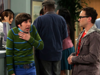Wolowitz Distracts Leonard