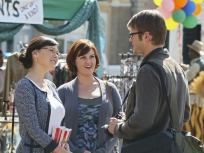 Joanna, Penny and Will