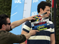 Glee scene