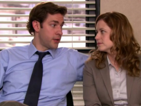 Jim and Pam Picture