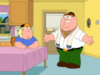 Family Guy Season 8 Episode 2