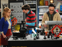 The Big Bang Theory Season 3 Episode 10