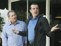 Chazz Palminteri on Modern Family