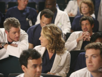 Mark Sloan, Erica Hahn