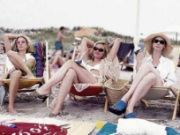 The Girls in the Hamptons