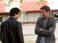 Damon and Alaric