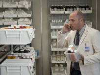 Nurse Jackie Season 2 Episode 11