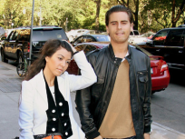 Kourtney and Scott