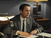 Pete Campbell at Work