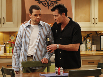 Two and a Half Men Season 8 Episode 1