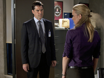 Hotchner and JJ