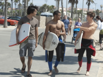 Boys Go Surfing
