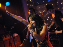 Fefe Dobson on Hellcats