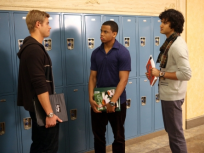 Teddy, Dixon and Navid