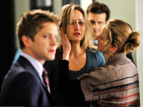 Leelee Sobieski on The Good Wife
