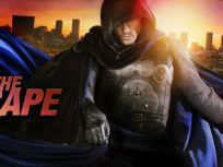 NBC Cuts The Cape Order to 10 Episodes