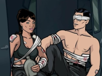 Archer Season 1 Episode 8