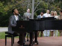 John Legend on Royal Pains