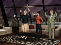 Archer Season 2 Episode 7
