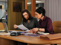 The Good Wife Season 2 Episode 18