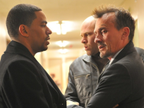Robert Knepper on Breakout Kings