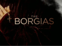 The Borgias Logo