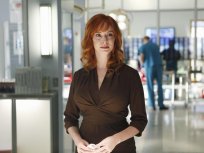 Christina Hendricks on Body of Proof