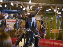 Mechanical Bull Riding